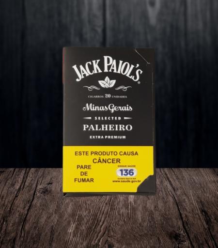 Cigarro de palha Jack Paiol's Tradicional Extra Premium