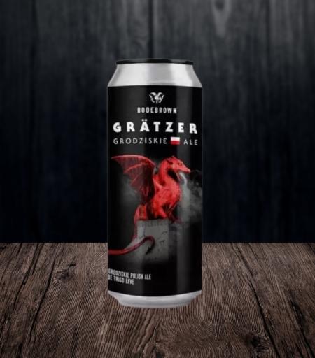 BodeBrown Grätzer Grodziskie Polish Ale