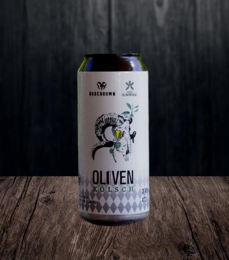 BodeBrown Oliven Kölsch