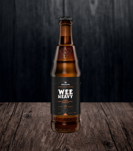 Bodebrown Wee Heavy Syrah Wood Aged