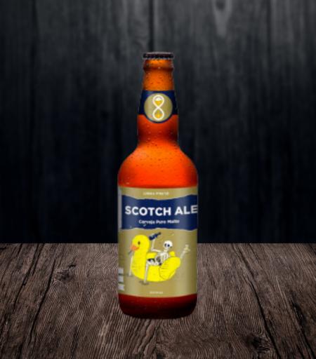 2Cabeças Linha Finito: Scotch Ale