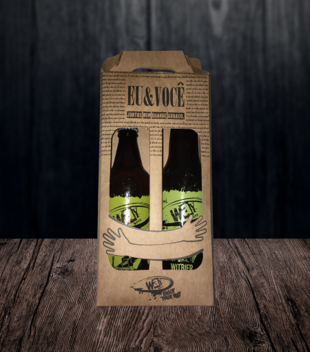 Kit Way Beer - Witbier e Yellow Fizzy IPA