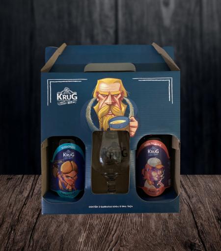 Kit Krug Bier - Submissão e Rancor